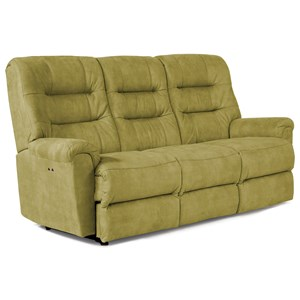 Best Home Furnishings Langston Motion Sofa