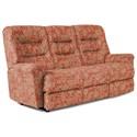 Best Home Furnishings Langston Motion Sofa - Item Number: 118129961-34064