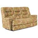 Best Home Furnishings Langston Motion Sofa - Item Number: 118129961-34079