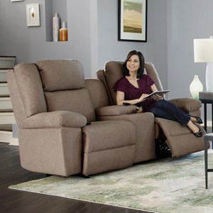 Pwr Tilt Head/Lumbar Wall Sav Reclining Love