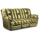 Best Home Furnishings Lucas Power Reclining Sofa - Item Number: -2014665783-28595U
