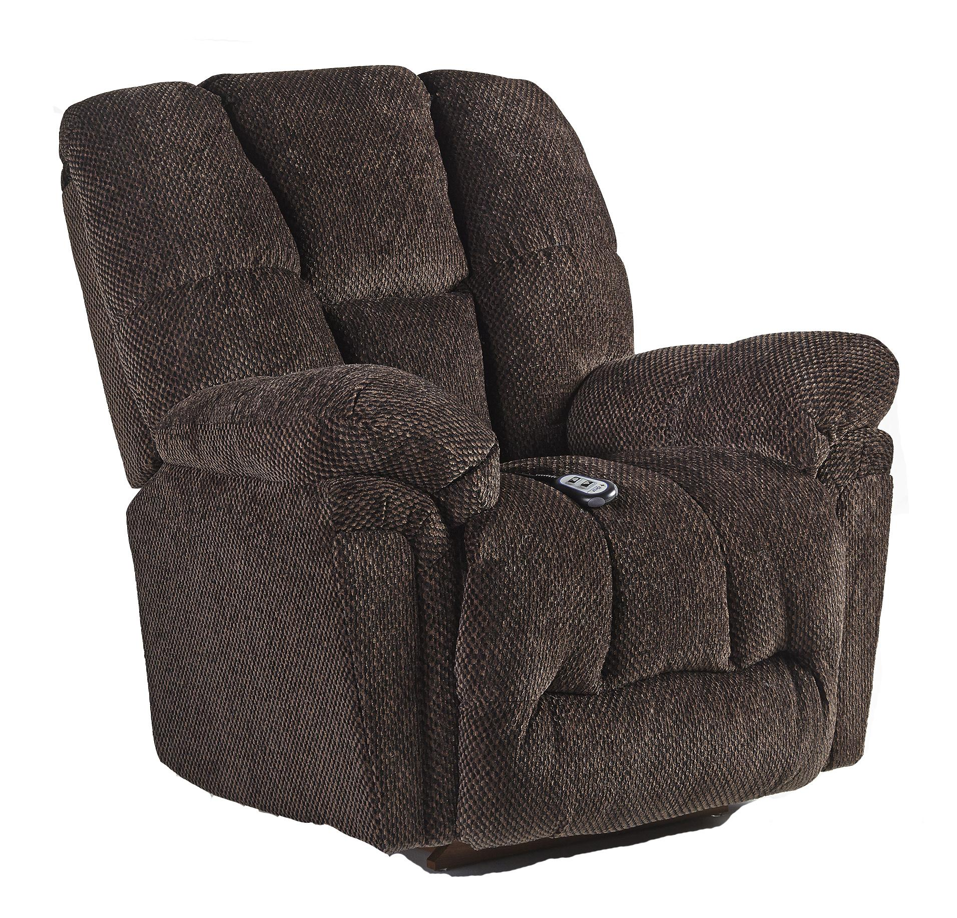 Best Home Furnishings Lucas Power Rocker Recliner - Item Number: 6MP57