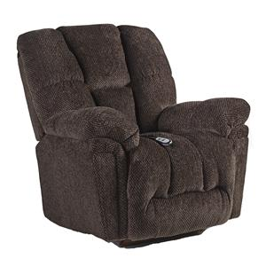 Best Home Furnishings Lucas Power Rocker Recliner w/ Pwr Headrest
