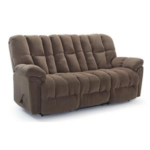 Best Home Furnishings Lucas Power Reclining Sofa w/ Pwr Headrest