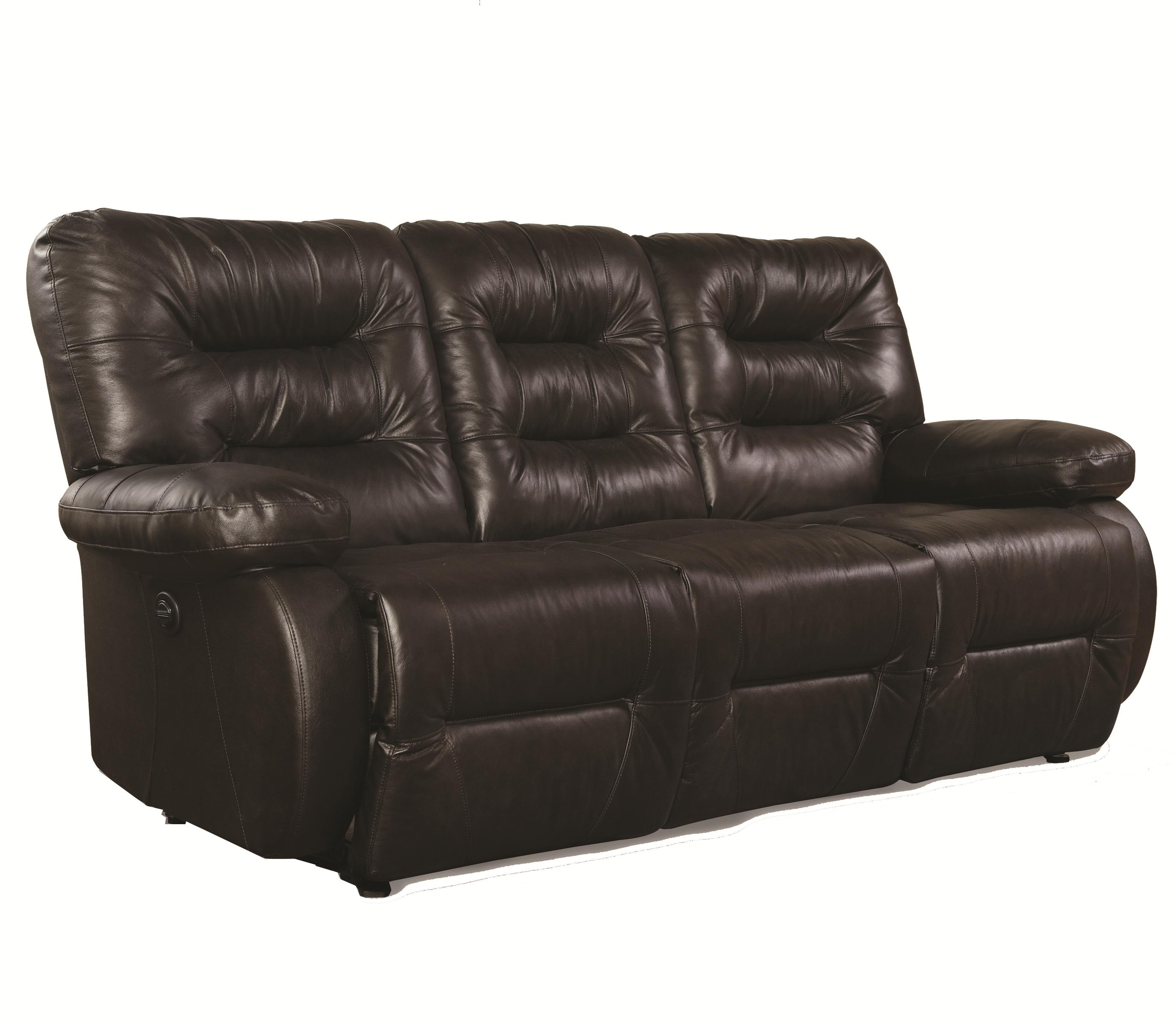 Best home furnishings maddox s840cp4 power space saver for Best chaise sofa