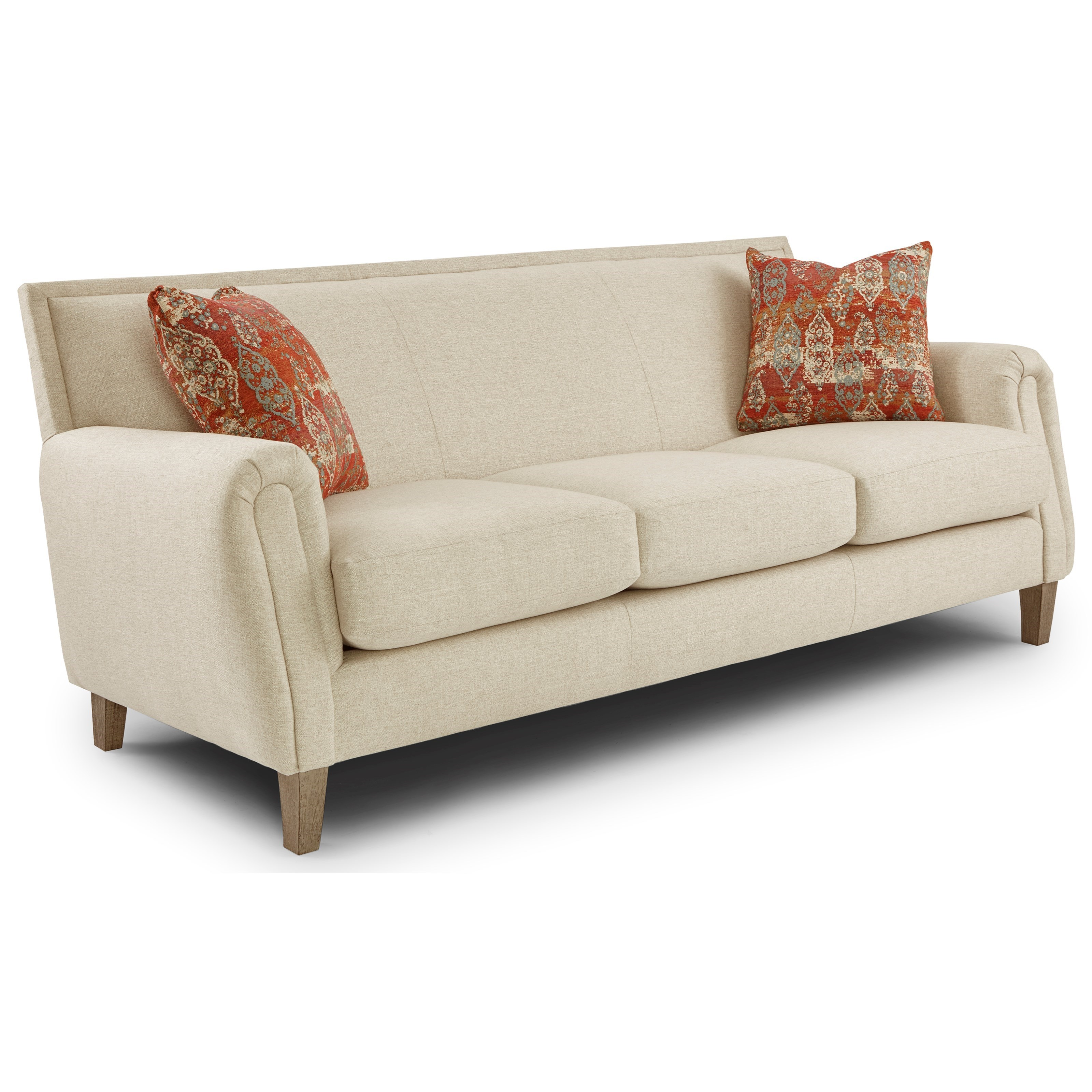 Best Home Furnishings Madelyn Sofa - Item Number: S21 01