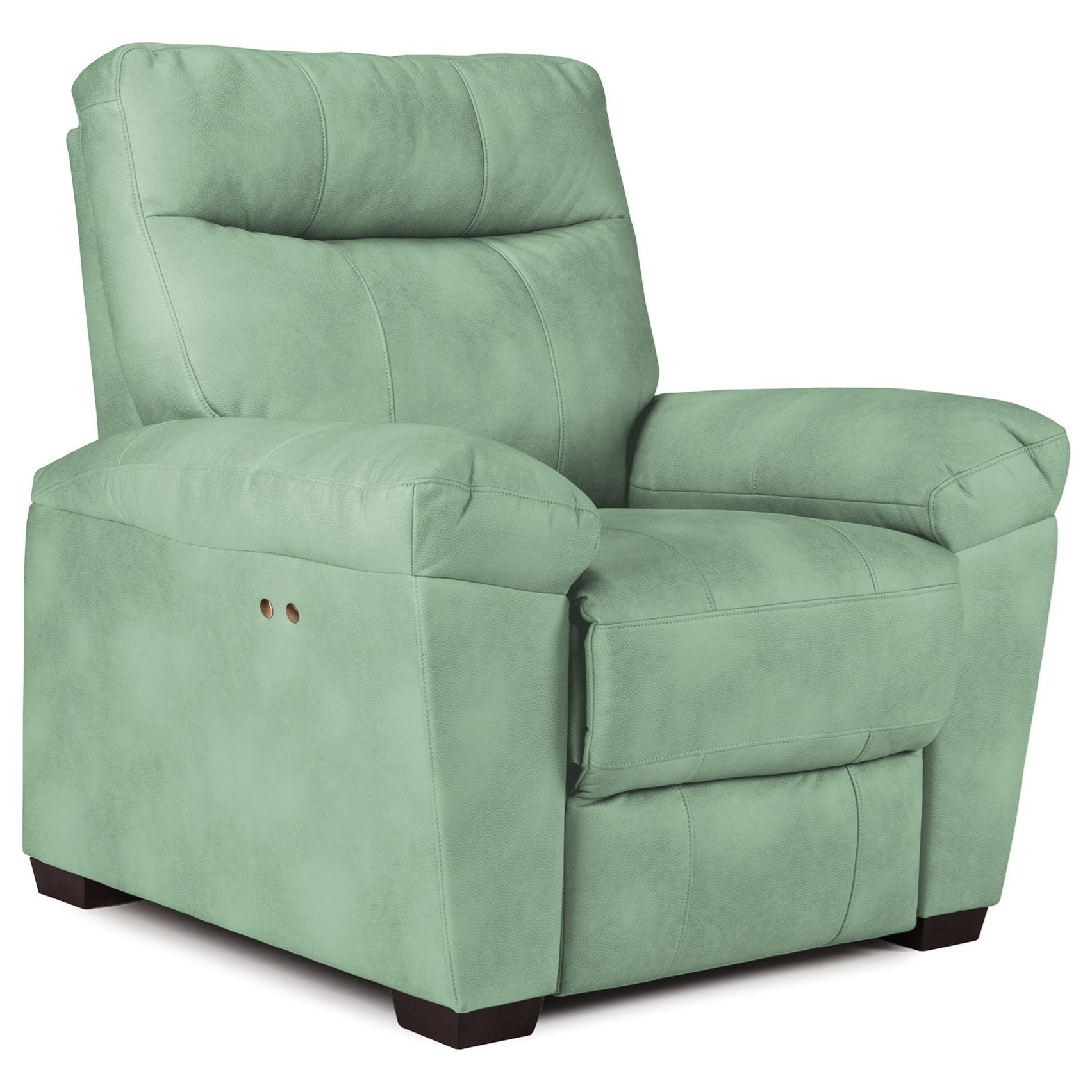 Best Home Furnishings Makena Power Space Saver Recliner - Item Number: -850709570-28592U