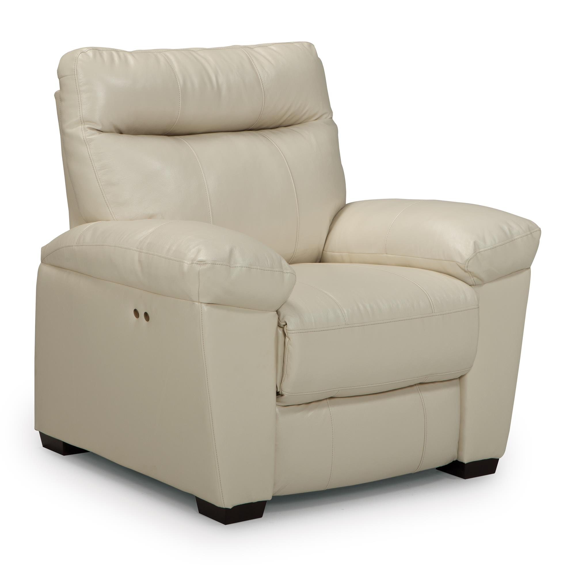 Best Home Furnishings Makena Power Space Saver Recliner - Item Number: R900CP2-78107L