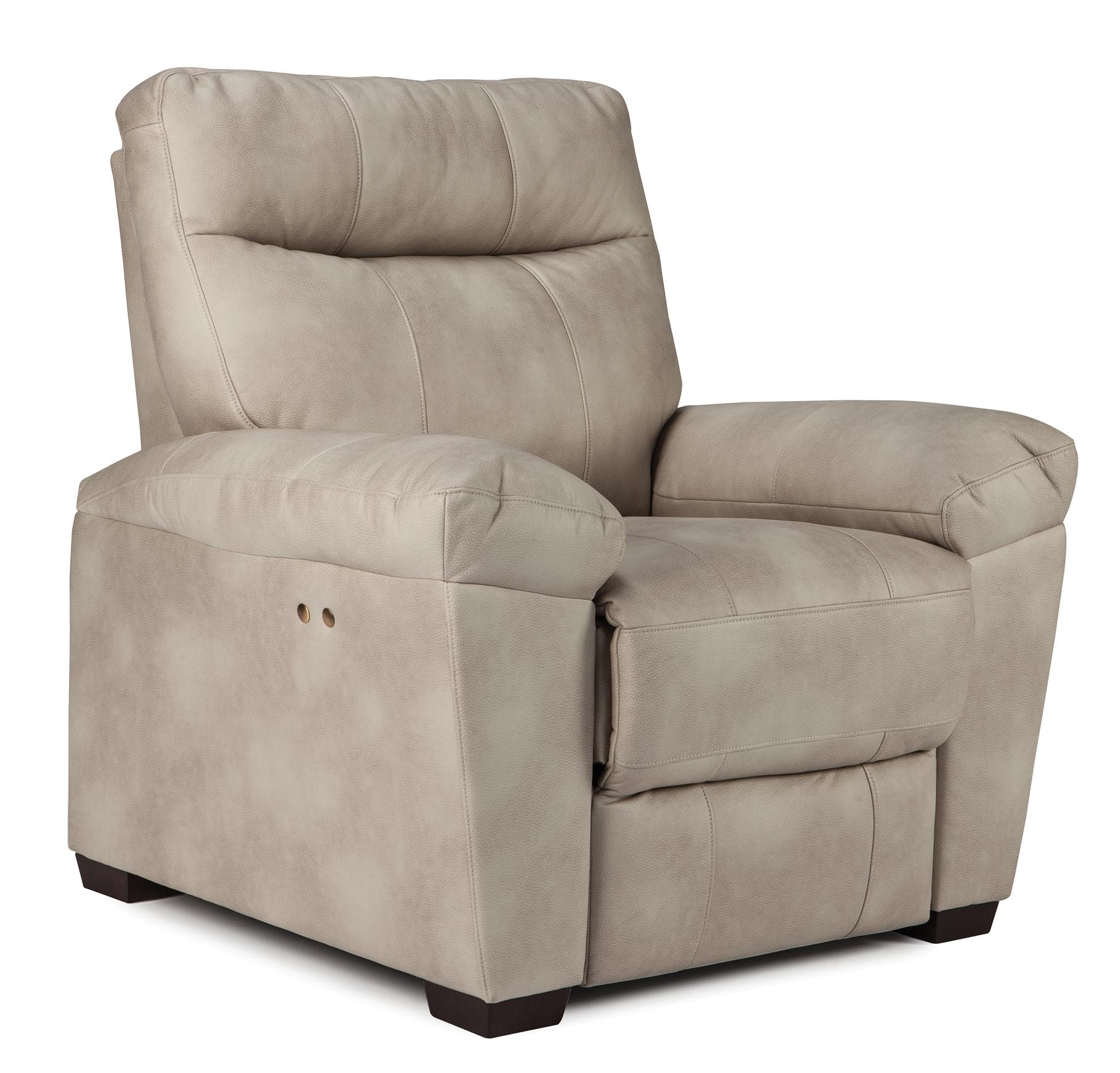 Best Home Furnishings Makena Power Space Saver Recliner - Item Number: R900UP2-27593AU