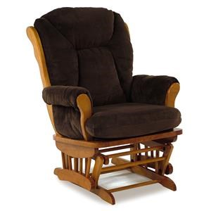 best home furnishings glider glide rocker