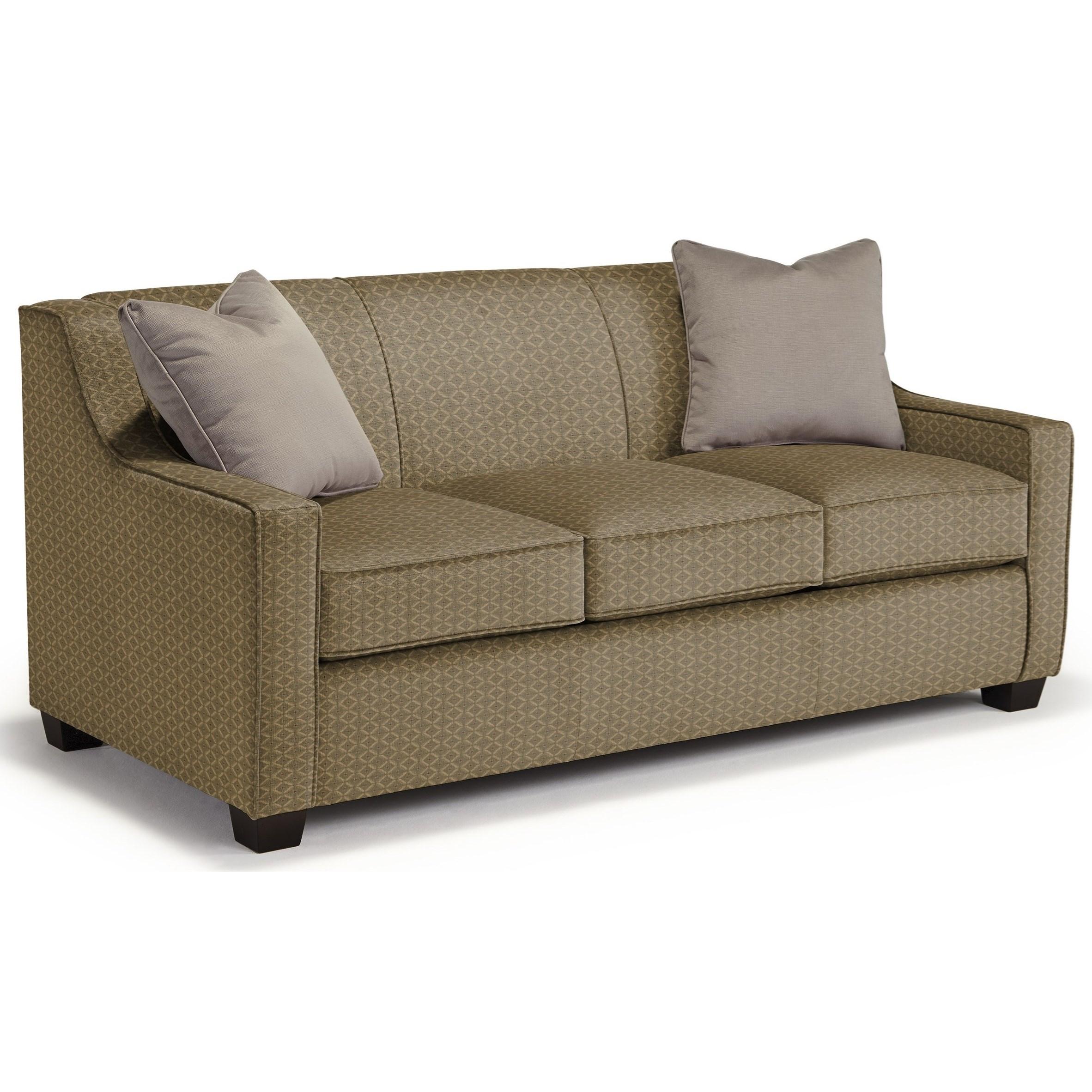 Best Home Furnishings Marinette Full Size Sleeper With