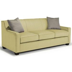 Best Home Furnishings Marinette Queen Air Dream Sleeper