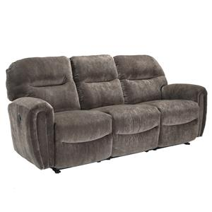 Best Home Furnishings Markson Power Space Saver Sofa Chaise