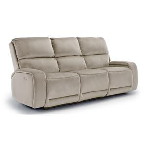 Best Home Furnishings Matthew Power Reclining Sofa