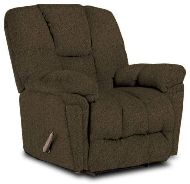 Husk Bodyrest Rocker Recliner