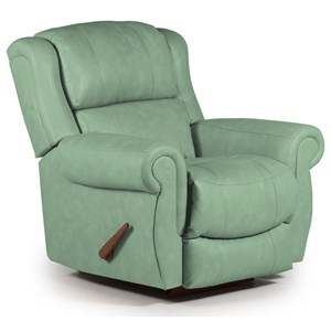 Vendor 411 Recliners - Medium Terrill Swivel Glider Recliner