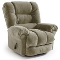 Best Home Furnishings Medium Recliners Seger Swivel Glider Recliner - Item Number: -1353563991-20676