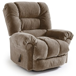 Best Home Furnishings Recliners - Medium Seger Swivel Glider Recliner