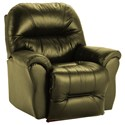Best Home Furnishings Recliners - Medium Bodie Power Rocker Recliner - Item Number: -1434466896-41361BL