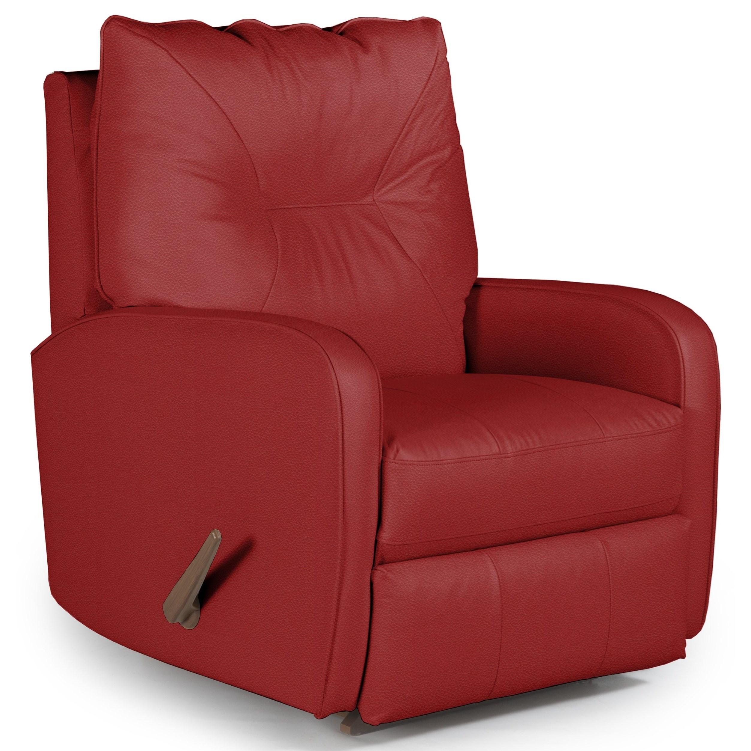 Best Home Furnishings Recliners - Medium Ingall Rocker Recliner - Item Number: -1473730526-24628U