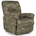 Best Home Furnishings Medium Recliners Rodney Power Lift Recliner - Item Number: -1953596164-28529