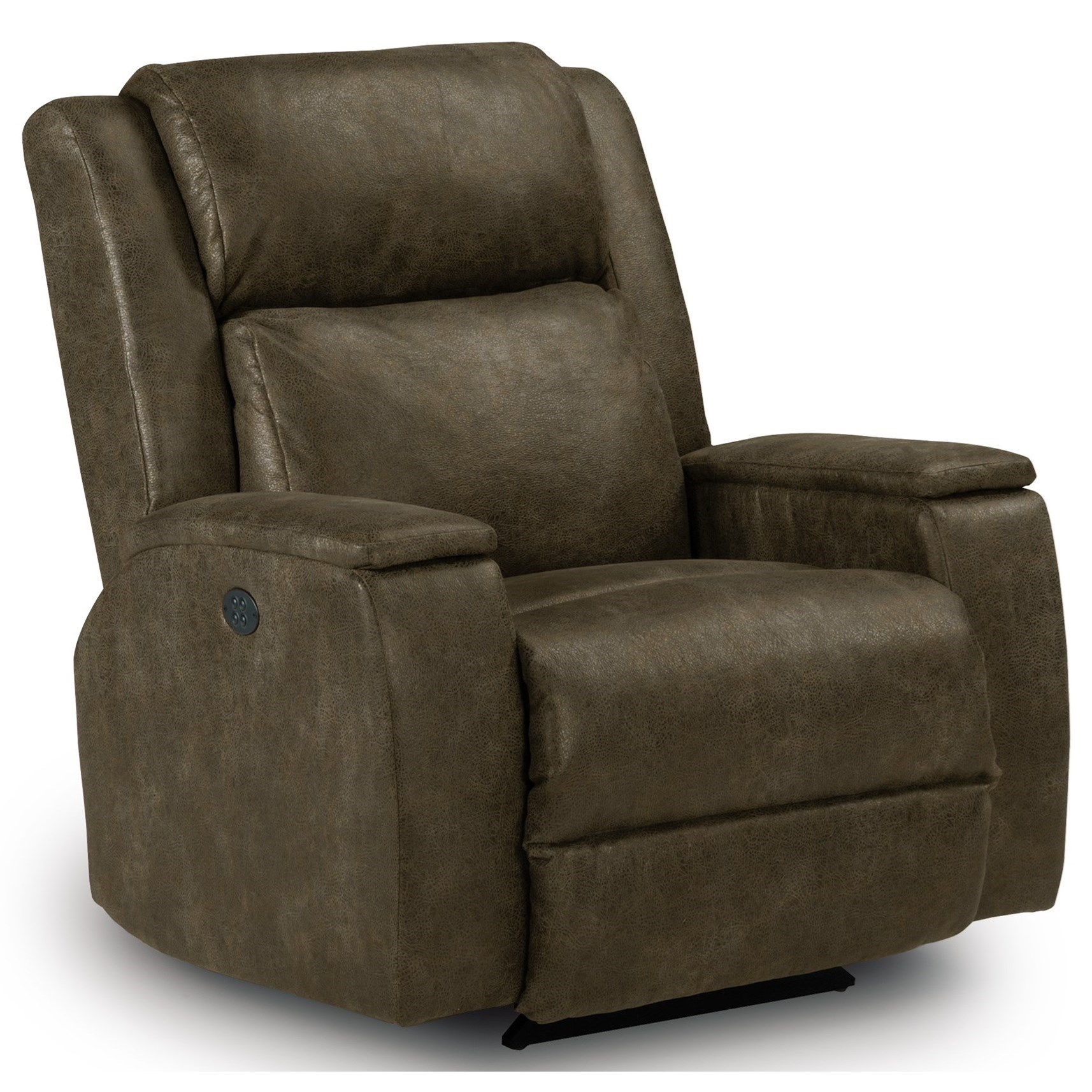Best Home Furnishings Recliners Medium Colton Power