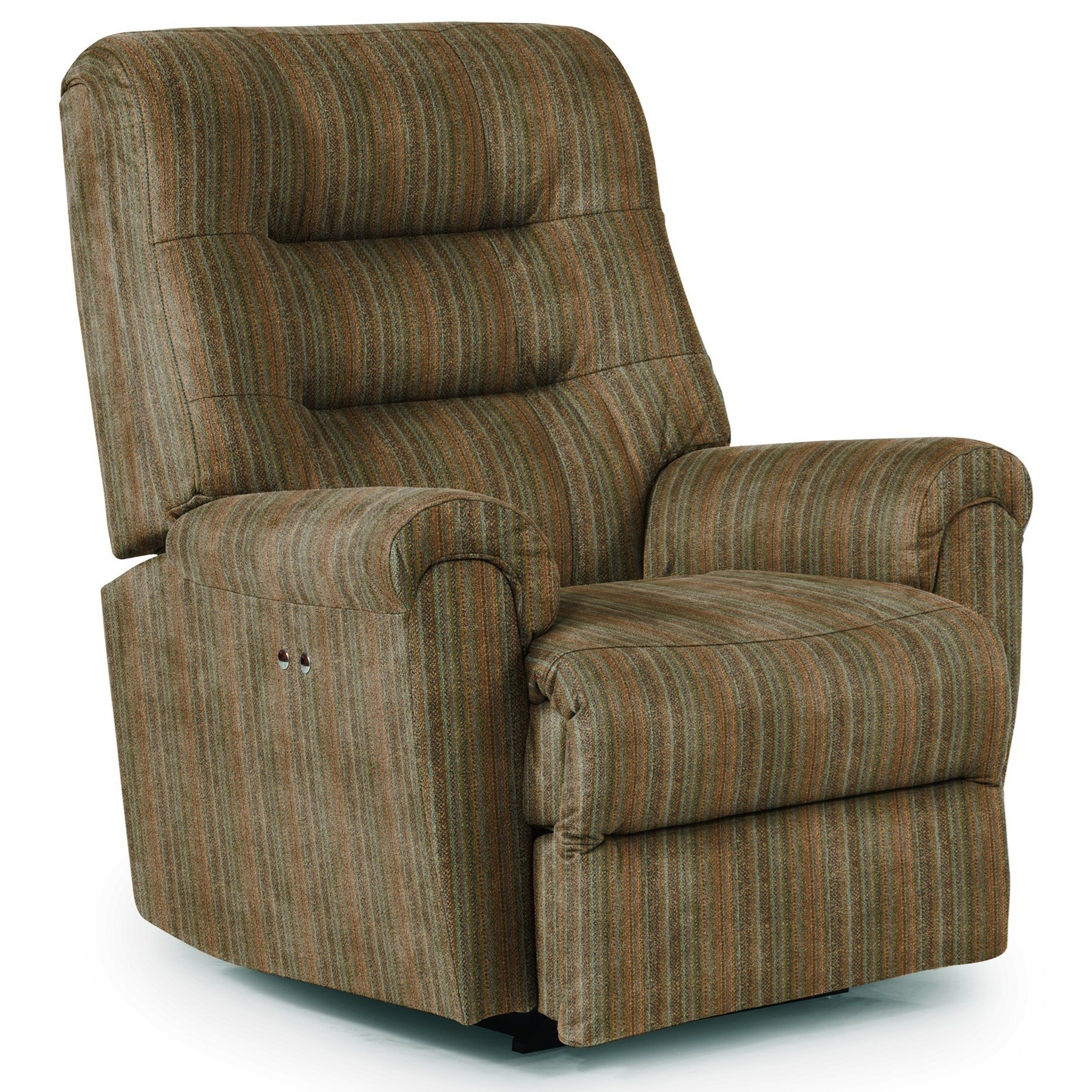 Best Home Furnishings Recliners - Medium Langston Power Space Saver Recliner - Item Number: -677908475-25564