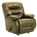 Best Home Furnishings Recliners - Medium Maddox Rocker Recliner - Item Number: -883606086-24787U