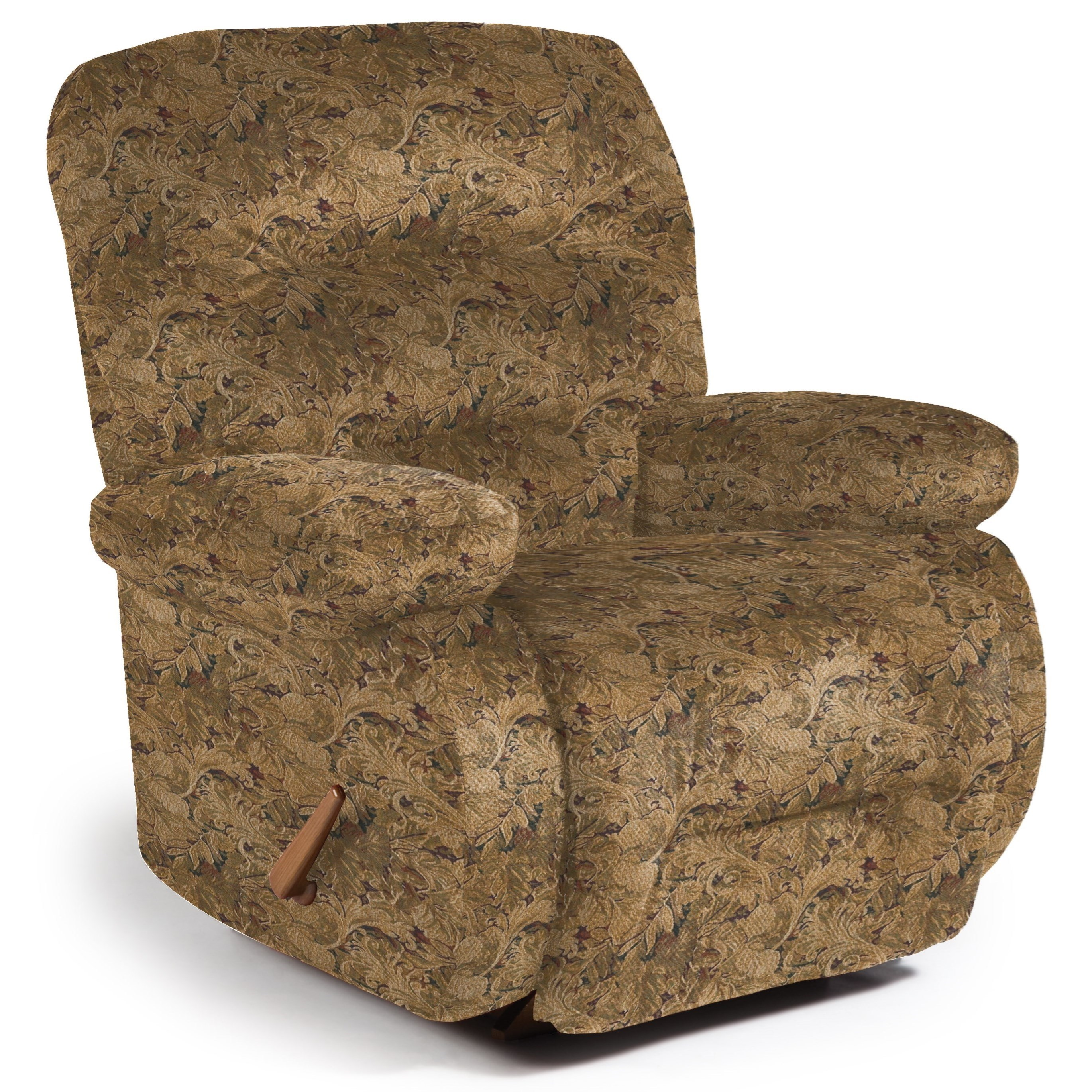 Best Home Furnishings Recliners - Medium Maddox Rocker Recliner - Item Number: -883606086-27505