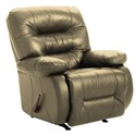 Best Home Furnishings Recliners - Medium Maddox Rocker Recliner - Item Number: -883606086-41367AL