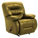 Best Home Furnishings Recliners - Medium Maddox Rocker Recliner - Item Number: -883606086-44255AL