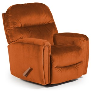 Best Home Furnishings Recliners - Medium Markson Rocker Recliner