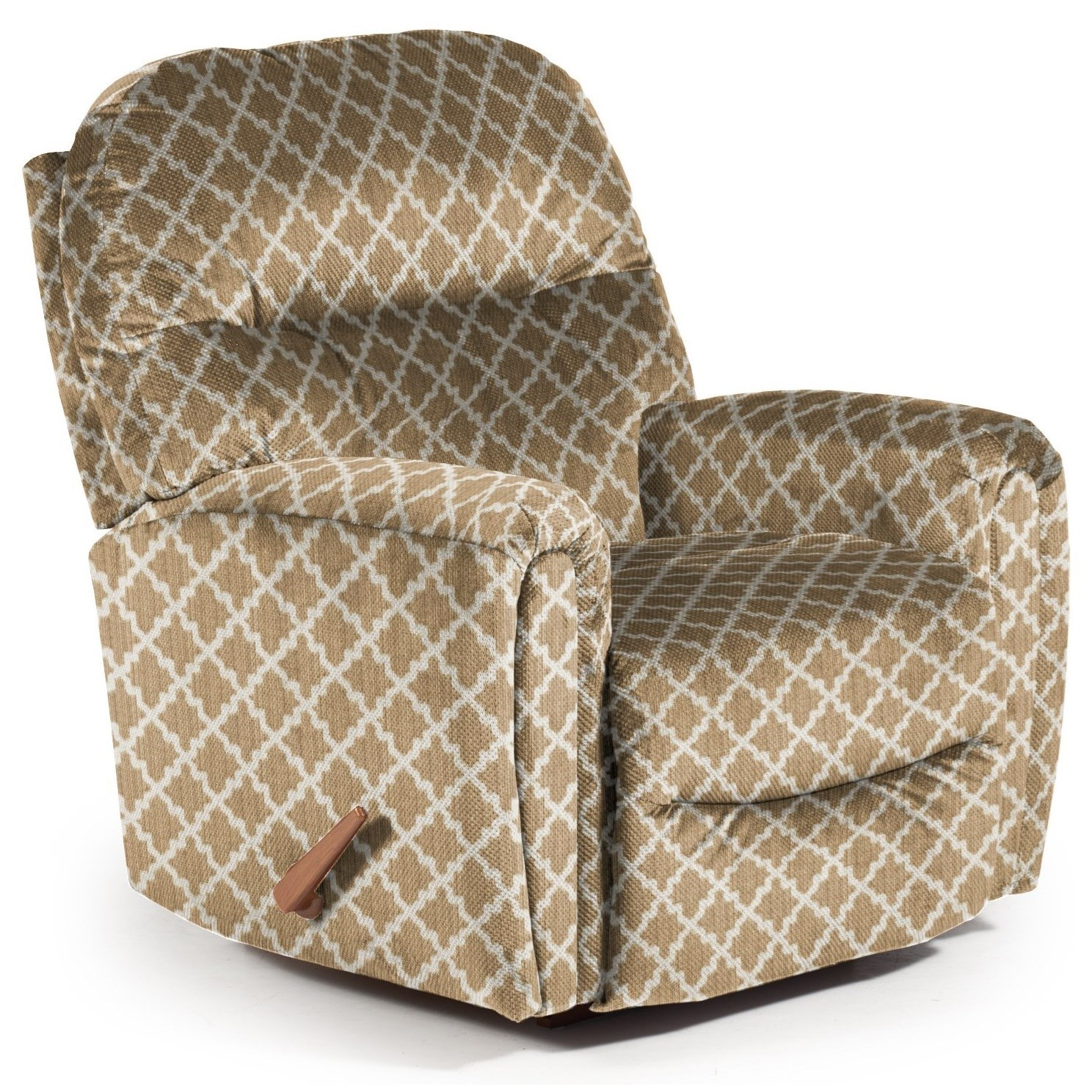 Best Home Furnishings Recliners - Medium Markson Rocker Recliner - Item Number: -962928822-28849