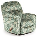 Best Home Furnishings Medium Recliners Markson Rocker Recliner - Item Number: -962928822-30562