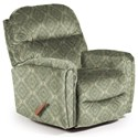 Best Home Furnishings Medium Recliners Markson Rocker Recliner - Item Number: -962928822-34562