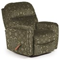 Best Home Furnishings Medium Recliners Markson Rocker Recliner - Item Number: -962928822-34656