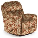 Best Home Furnishings Recliners - Medium Markson Space Saver Recliner - Item Number: 110599587-30564