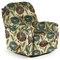 Best Home Furnishings Recliners - Medium Markson Space Saver Recliner - Item Number: 110599587-31747