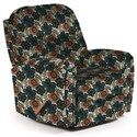 Best Home Furnishings Recliners - Medium Markson Space Saver Recliner - Item Number: 110599587-33212