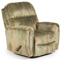 Best Home Furnishings Recliners - Medium Markson Space Saver Recliner - Item Number: 110599587-34911