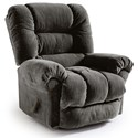 Best Home Furnishings Medium Recliners Seger Wallhugger Recliner - Item Number: 1452936368-25196