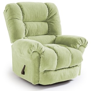 Best Home Furnishings Recliners - Medium Seger Wallhugger Recliner