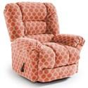 Best Home Furnishings Recliners - Medium Seger Wallhugger Recliner - Item Number: 1452936368-28424