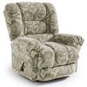 Best Home Furnishings Recliners - Medium Seger Wallhugger Recliner - Item Number: 1452936368-28529