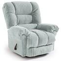 Best Home Furnishings Recliners - Medium Seger Wallhugger Recliner - Item Number: 1452936368-28702