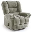 Best Home Furnishings Recliners - Medium Seger Wallhugger Recliner - Item Number: 1452936368-33023A