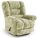 Best Home Furnishings Recliners - Medium Seger Wallhugger Recliner - Item Number: 1452936368-34061