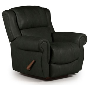 Best Home Furnishings Medium Recliners Terrill Rocker Recliner