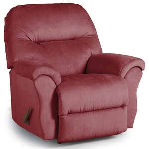 Best Home Furnishings Recliners - Medium Bodie Wallhugger Recliner