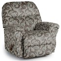 Best Home Furnishings Recliners - Medium Bodie Wallhugger Recliner - Item Number: 1797203682-28823